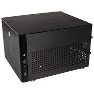 Caixa Mini-ITX Kolink Satellite Plus Preto