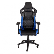 Cadeira Corsair Gaming T1 Race Preto/Azul