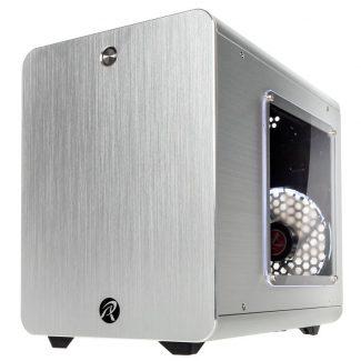 Caixa Mini-ITX Raijintek Metis Plus Silver com Janela