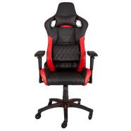 Cadeira Corsair Gaming T1 Race Preto/Vermelho