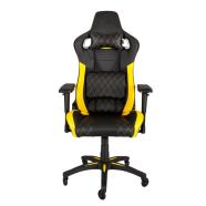 Cadeira Corsair Gaming T1 Race Preto/Amarelo
