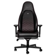 Cadeira noblechairs ICON Preto/Vermelho