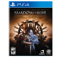 Middle-Earth: Shadow of War – Gold Edition – PS4