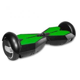 Hoverboard Smart Balance Kawasaki Verde