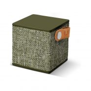 Coluna Portátil Rockbox Cube Fresh 'n Rebel – Verde Tropa