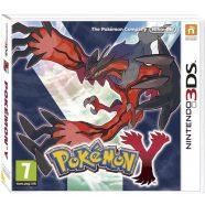 Pokémon Y – 3DS