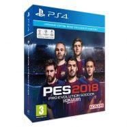 Pro Evolution Soccer 2018: Edição Legendary – PS4