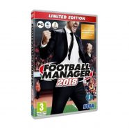 Football Manager 2018 – PC/MAC