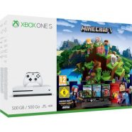 Xbox One S 500GB Minecraft 2nd Edition