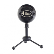 Microfone Blue Microphones Snowball Preto