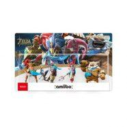 Nintendo Amiibo Figuras Daruk + Mipha + Revali + Urbosa – Zelda Breath of the Wild