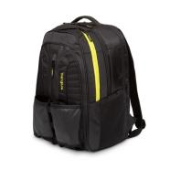 Targus Work + Play Rackets 15.6″ Laptop Backpack Black/Yellow