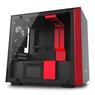 Caixa Mini-ITX NZXT H200i Preto / Vermelho