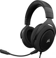 Corsair HS50 Stereo Gaming Headset – Black