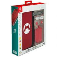 "PDP Nintendo Switch Starter Kit – Mario ""M"" Edition – Nintendo Switch"