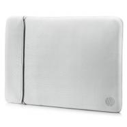HP 15.6″ Neoprene Reversible Sleeve 15.6″ Preto, Prateado