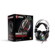 Auscultadores MSI Immerse GH70 GAMING