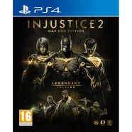 Injustice 2 Day One Edition: Legendary Edition – PS4