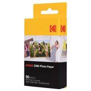 Kodak ZINK Photo Paper 50peça(s) 50 x 76mm