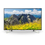 Sony 55″ KD-55XF7596BAEP 4K HDR com 4K X-Reality Pro e Android TV