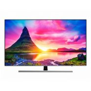 Samsung NU8005 65″ 4K Ultra HD Smart TV Wi-Fi Preto, Prateado TV LED