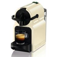 Máquina de Café Cápsulas DeLonghi Nespresso Inissia Vanilla