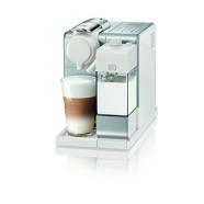 Máquina de Café Cápsulas DeLonghi Lattissima Touch Prateado