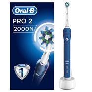 Escova de Dentes Eléctrica Oral-B Pro 2 2000N
