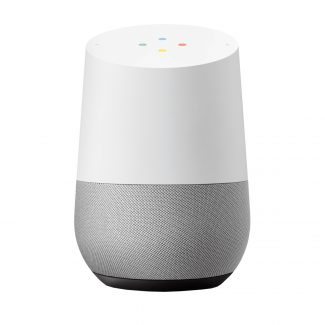 Coluna Inteligente Google Home – White/Grey