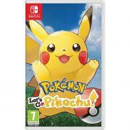 Pokémon Let's Go Pikachu! – Nintendo Switch