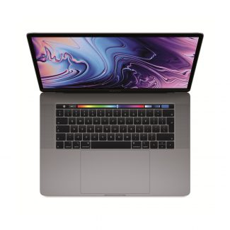 MacBook Pro Apple 15 polegadas Touch Bar i7 16/256 GB – Space Grey