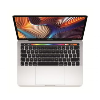 MacBook Pro Apple 13 polegadas com Touch Bar i5 8/256 GB – Silver