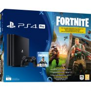 PlayStation 4 Pro 1TB + Voucher Fortnite