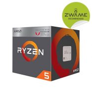 AMD Ryzen 5 2400G Quad-Core 3.6GHz c/ Turbo 3.9GHz 6MB SktAM4