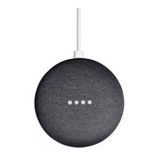 Coluna Inteligente Google Home Mini Anthracite Carbon
