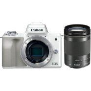 Canon EOS M50 + 18-150mm EF-M STM White