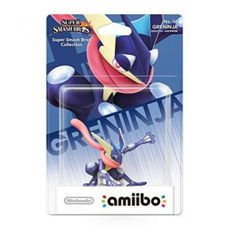 Amiibo Smash – Figura Pokémon Greninja