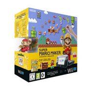 NINTENDO Wii U Premium Pack Mario Maker, Artbook, amiibo