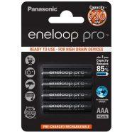 Panasonic Eneloop PRO AAA 930 mAh – Pack de 4