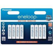 Panasonic Eneloop 1900 mAh Pack de 8 AA