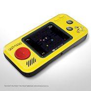 Sistema de Gaming Portátil Pac-Man Hits