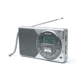 BRANDT RADIO PORT 200D GREY
