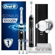 Escova de Dentes Elétrica ORAL B Genius 18 10000 N