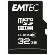 EMTEC MSDHC 32GB CL10 CLASSIC