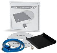 """Crucial CTSSDINSTALLAC Desktop Install Kit 2.5"""" SSD"""