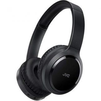 Auscultadores Bluetooth JVC HA-S80BN Preto