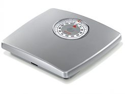 Soehnle Loupe Analogue Bath Scale - Silver