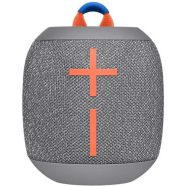 Coluna Bluetooth ULTIMATE EARS Wonderboom 2 (Cinza – Alcance: 33 m – Autonomia: 13 h)