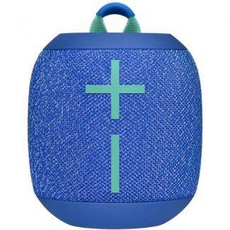 Coluna Bluetooth ULTIMATE EARS Wonderboom 2 (Azul – Alcance: 33 m – Autonomia: 13 h)