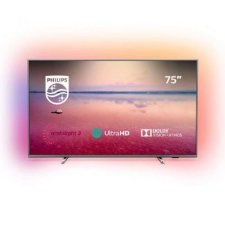 "TV PHILIPS 75PUS6754/12 LED 75"" 4K Smart TV"